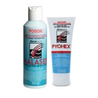 Malaseb Shampoo And Pyohex Conditioner Pack For Dogs and Cats