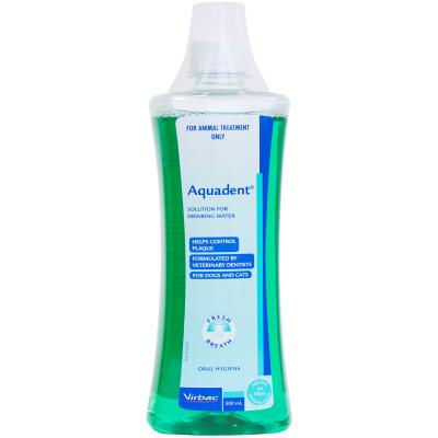 Aquadent Dental Solution For Cats And Dogs 500ml