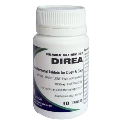 Direa For Dogs and Cats 10 Tablets
