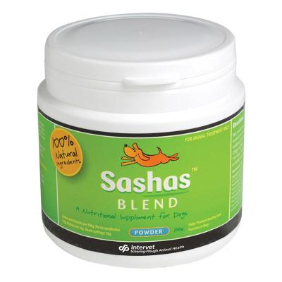 Sashas Blend Joint Health Powder For Dogs 250gm
