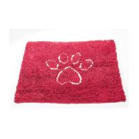DGS Dirty Dog Mat Maroon Large For Dogs