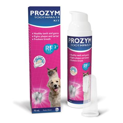 Prozym Dental Toothpaste Kit For Cats And Dogs 75ML