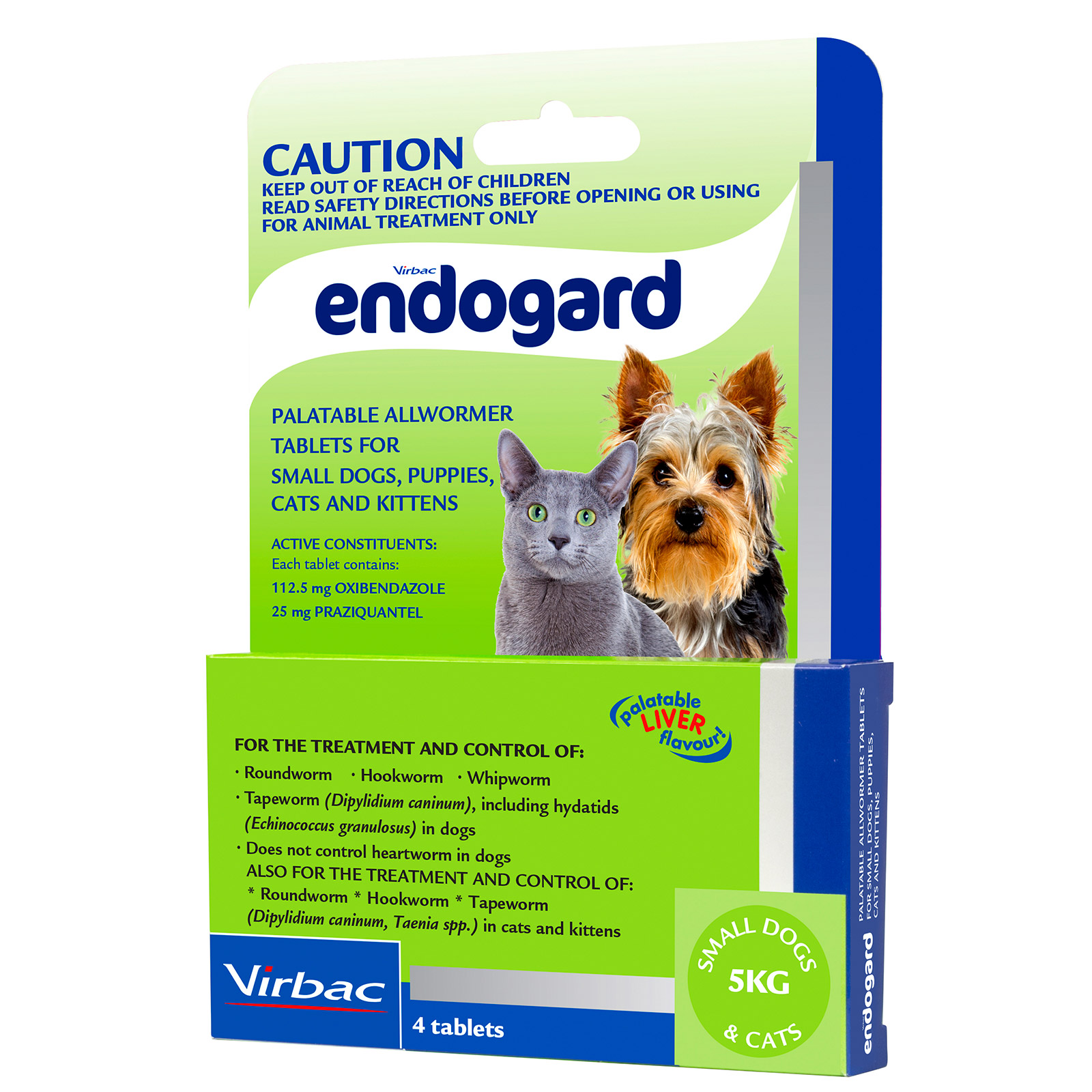 Endogard for dogs: instructions, properties and dosage