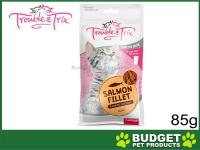Trouble & Trix Treats Salmon Fillet For Cats 85gm