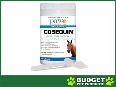 Paw Cosequin Equine Powder Concentrate For Horses 700gm