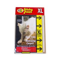 Sticky Paws XL Furniture  Scratch Deterrent For Cats