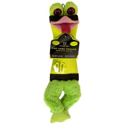 Hyper Pet Fire Hose Friend Frog Toy For Dogs