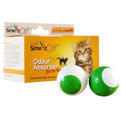 Purifie Smellz Off Cat Litter Tray Odour Absorber