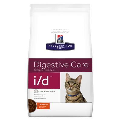 Hills Prescription Diet Feline i/d Digestive Care Dry Cat Food 1.8kg (4629)