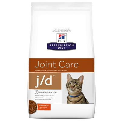 Hills Prescription Diet Feline j/d Dry Cat Food 3.86kg (8584)