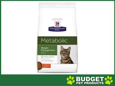 Hills Prescription Diet Feline Metabolic Dry Cat Food 3.85kg (1955)