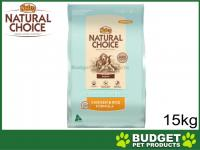 Nutro Natural Holistic K9 Dry Growth Chicken And Rice Puppy For Dogs 15kg