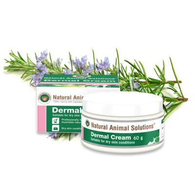 Natural Animal Solutions(NAS) Dermal Cream For Dogs Cats And Horses 60gm