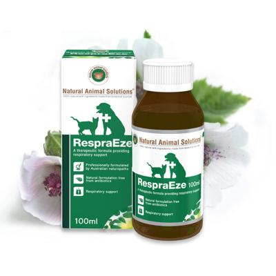 Natural Animal Solutions (NAS) Respraeze For Dogs And Cats 100ml