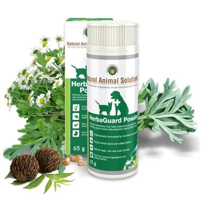 Natural Animal Solutions(NAS) Herbaguard Powder For Dogs And Cats 65gm