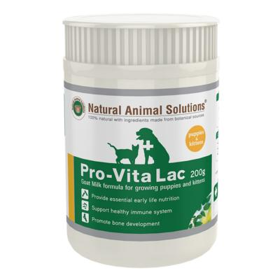 Natural Animal Solutions (NAS) Pro-Vita Lac For Dogs And Cats 200gm