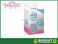 Trouble & Trix Cat Water H2O Fountain Replacement Filter
