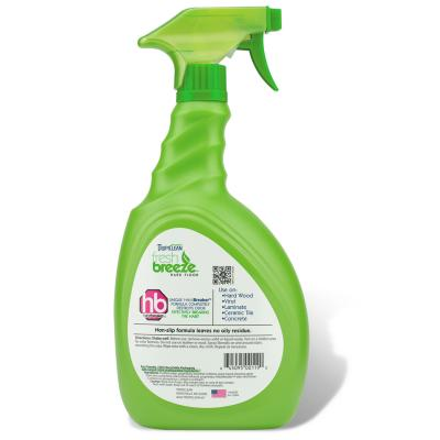 Tropiclean Fresh Breeze Extreme Hard Floors Stain & Odour Remover 946ml