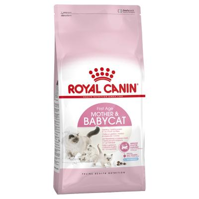 Royal Canin Mother and Babycat Adult/Kitten Dry Cat Food 10kg