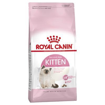 Royal Canin Kitten Dry Cat Food 4kg