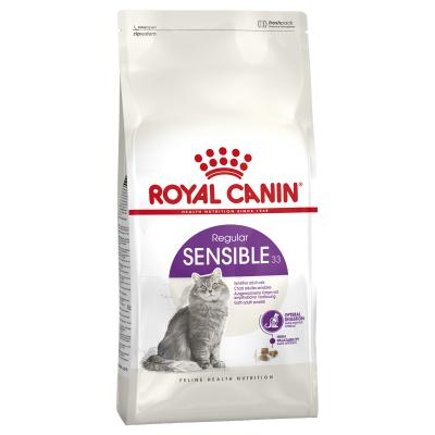 Royal Canin Sensible Adult Dry Cat Food 4kg