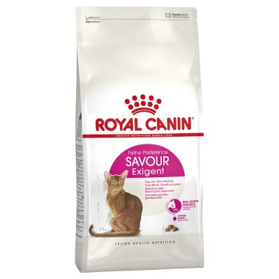 Royal Canin Exigent Savour Sensation Adult Dry Cat Food 4kg