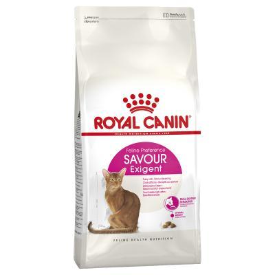 Royal Canin Exigent Savour Sensation Adult Dry Cat Food 4kg