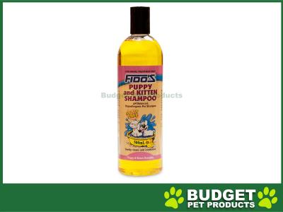 Fidos Shampoo For Puppy And Kitten 500ml
