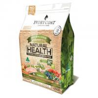 Ivory Coat Natural Health Grain Free Reduced Fat Turkey Adult/Senior Dry Dog Food 2kg