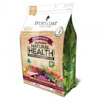 Ivory Coat Natural Health Grain Free Lamb And Kangaroo Adult Dry Dog Food 2kg