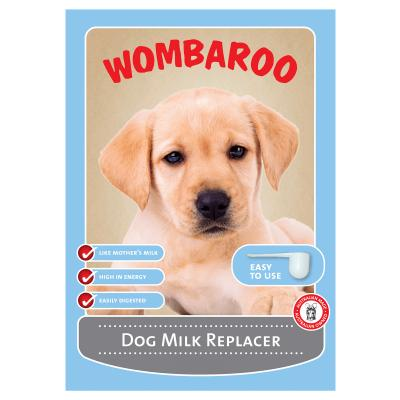 Wombaroo Dog Milk Replacer 5kg