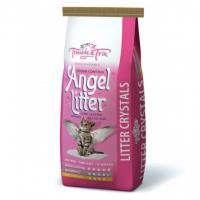 Trouble & Trix Angel Crystal Lavender Scent Cat Litter 15L Bag / 6.4kg
