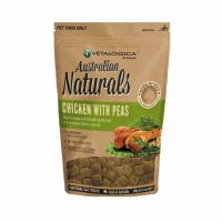 Vetalogica Australian Naturals Chicken With Peas Grain Free Treats For Cats 100gm