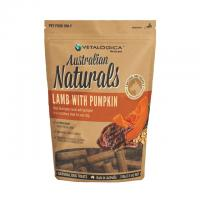 Vetalogica Australian Naturals Lamb With Pumpkin Grain Free Treats For Dogs 210g
