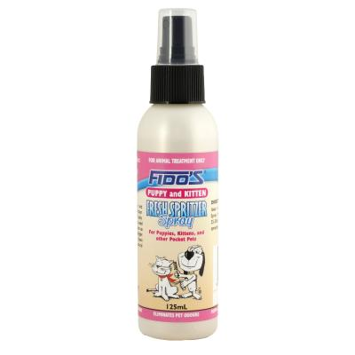 Fidos Puppy and Kitten Spritzer Cologne Perfume Spray 125ml