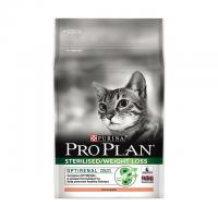 Pro Plan Optirenal Sterilised And Weight Loss Adult Dry Cat Food 2.5kg