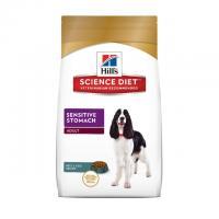 Hills Science Diet Sensitive Stomach Adult Dry Dog Food 12kg   (10332HG)
