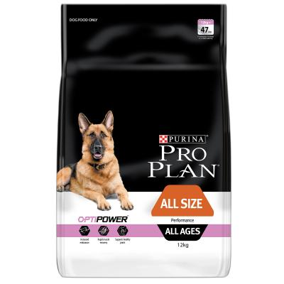 Pro Plan Optipower Performance Adult Dry Dog Food 12kg