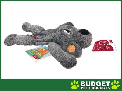 Yours Droolly Fill Me Up Soft Plush Toy Medium For Dogs