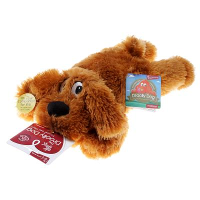 Yours Droolly Muff Pup Keep Me Close Soft Plush Toy Medium For Dogs