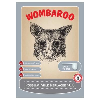 Wombaroo Possum Milk Over 0.8 250gm