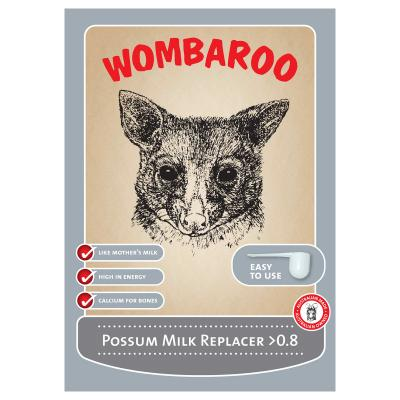 Wombaroo Possum Milk Over 0.8 1.25kg