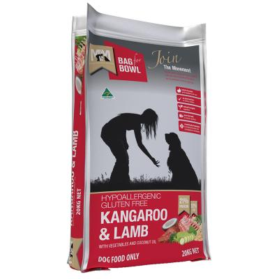 Meals For Mutts MfM Kangaroo And Lamb Adult Dry Dog Food 20kg