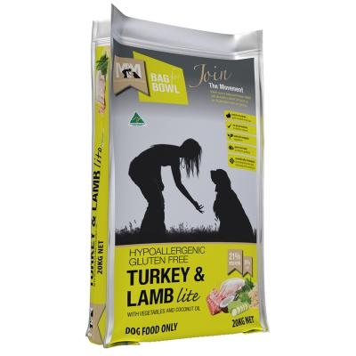 Meals For Mutts MfM Turkey And Lamb Lite Adult Dry Dog Food 20kg