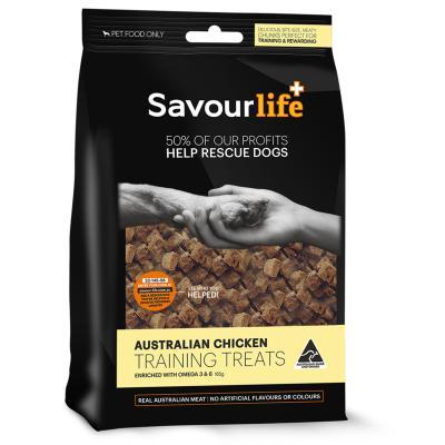 SavourLife Australian Chicken Training Treats For Dogs 165gm