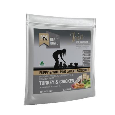 Meals For Mutts MfM Grain Free Turkey And Chicken For Puppy And Whelping Dry Dog Food 2.5kg
