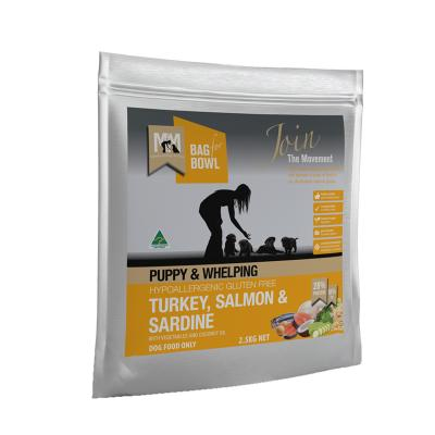 Meals For Mutts MfM Turkey Salmon Sardine For Puppy And Whelping Dry Dog Food 2.5kg