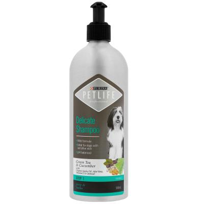 Petlife Professional Delicate Shampoo 500ml Step 1 Grooming For Dogs