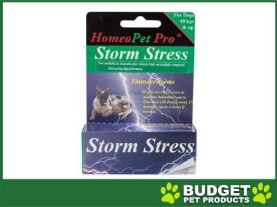 HomeoPet Storm Stress 40kg And Over For Dogs 15ml