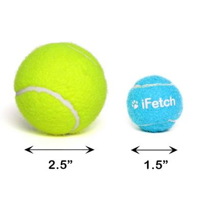 iFetch Original And Frenzy Ball (40mm) For Launch And Fetch Toy For Small Dogs